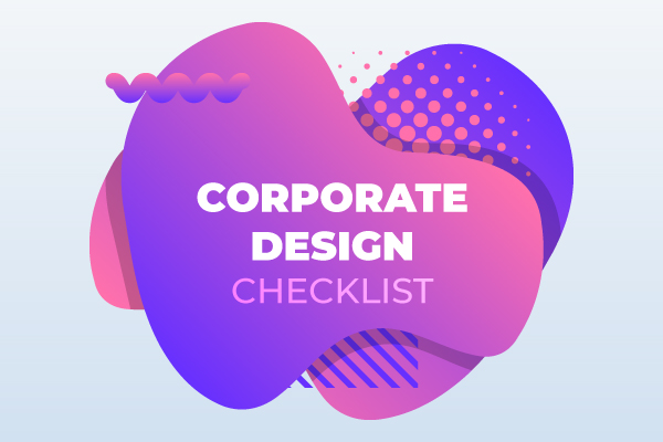 Corporate Design Checklist